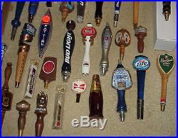 Lot Of 35 Older Killer Vintage Beer Tap Handle Handles