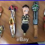 Lot Of (5) Beer Tap Handles
