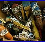 Lucky Used Lot of Beer Tap Handles used handles