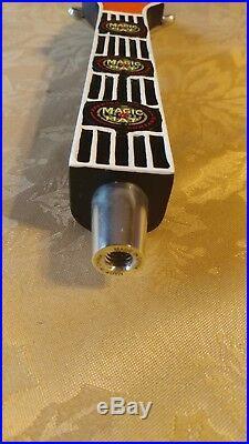 Magic Hat #9 Guitar Neck Beer Tap Handle