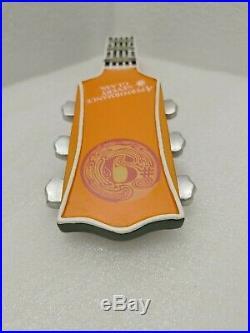 Magic Hat #9 Six String Guitar Neck Very Rare 12 Draft Beer Keg Tap Handle