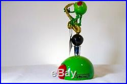 Michael Godard Jazz Martini Sculpture or Beer Tap Handle #120