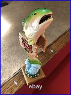 NEW Big Sky Brewery Trout Slayer Beer Tap Handle