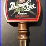 NEW Rare Vintage DUBUQUE Star Premium Beer Tap Handle Iowa
