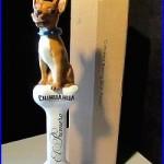 NEW rare Chihuahua El Primero Dog beer tap handle Bar Kegerator pull Craft Lot