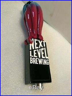 NEXT LEVEL BREWING OCTOPUS PIRATE beer tap handle, Vienna, Austria