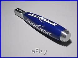 Nib Bud Light Iconic Small Tap Handle Beer Bar Pub Keg