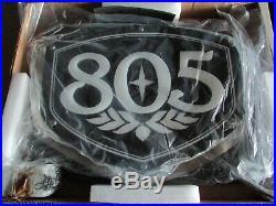 New 805 Shield Firestone Walker Craft Led Beer Bar Sign Light No Tap Handle