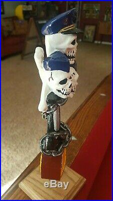 New And Rare Kassiks Brewing Orion's Quest Red Ale Beer Tap Handle