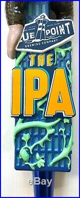 New Blue Point The Ipa Gorilla Figural Beer Tap Handle (very Rare)