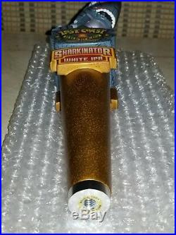 New! Lost Coast Brewery Sharkinator White IPA Beer Tap Handle FREE SHIPPING