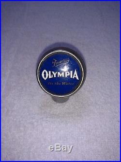 Olympia Vintage Knob Beer Tap Handle