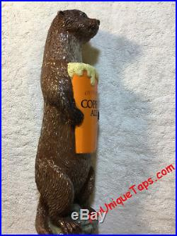Otter Creek Beer Drinking Otter Tap Handle Visit my ebay store