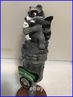 PARALLEL 49 TRASH PANDA beer tap handle. CANADA