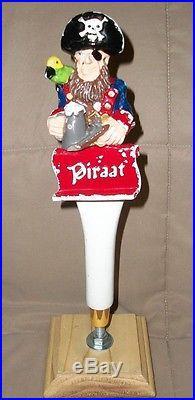 Piraat Brewery Figural Craft Beer Tap Handle
