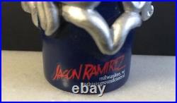 Pabst Blue Ribbon PBR Eyeball Tap Handle Art Series Beer Keg New & F/S 12.25