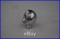 Peoples Beer Ball Knob Tap Handle Wisconsin Brewery 1940's