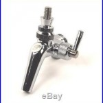 Perlick 650ss stainless steel beer faucet with flow control FREE TAP HANDLE