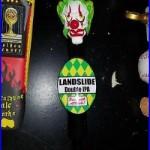 Pinglehead Landslide Double IPA figural beer tap handle