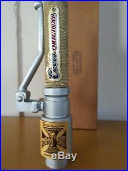 RARE COORS ORIGINAL Jesse James West coast choppers Beer tap handle