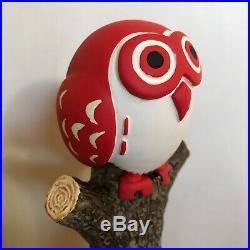 Rare Hitachino Nest Owl Beer Tap Handle