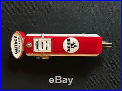 SUPER RARE! Garage Sports Bar Synthetic Pale Ale beer tap handle NEW GORGEOUS