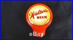 Tap Handle, Walters Beer
