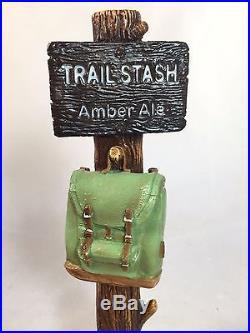 Trail Stash Backpacker Tap Handle Camping Backpack Boston Beer Co Samuel Adams