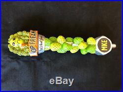ULTRA RARE! MKE Hop Freak IPA beer tap handle NEW & AMAZING