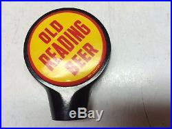 Vintage 1940's/1950's Old Reading Beer Cooler Door Handle Knob, Tap, Marker, Pull