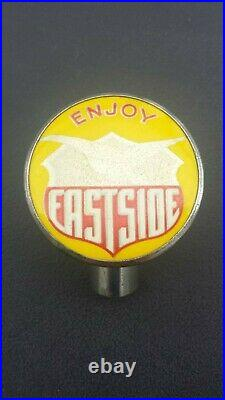 Vintage Eastside Beer Ball Tap Knob Handle 1940s/50s Los Angeles, CA