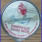 Vintage Leinenkugel's Chippewa Pride Beer Ball Knob Tap Handle