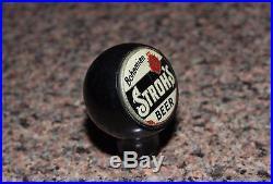 Vintage Strohs Beer Tap Marker Beer Tap Ball Beer Tap Knob Stroh's Tap Handle