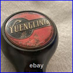 Vintage Yuengling Brewing Co Beer Ball Tap Knob Handle Pottsville Pa Rare