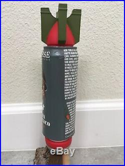 War horse Brewing 50 Miles From Mexico Beer Tap Handle Figural Beer Tap Handle A